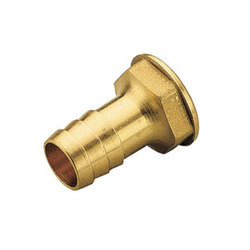 TIEMME 18x1/2 Штуцер Roma с внутренней резьбой для стальных труб 1500365