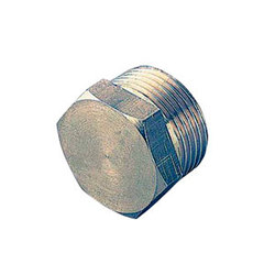 Заглушка TIEMME НР 1/2 никелированная для стальных труб резьбовая 1500172