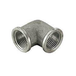 TIEMME Угольник ВB 1x3/4 никелированный резьбовой 1500392