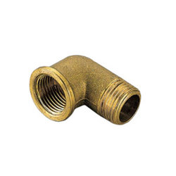 TIEMME Угольник HB 3/8x3/8 для стальных труб резьбовой 1500173