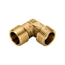 TIEMME Угольник НН 3/4х3/4 для стальных труб резьбовой 1500214