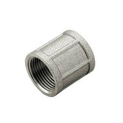 Муфта TIEMME ВВ никелированная 3/4х3/4 резьбовая 1500150