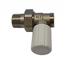 Ручной вентиль SCHLOSSER под пайку, проходной, DN151/2GZ*15mm, арт. 601400024