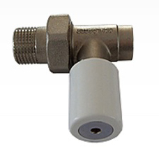 Ручной вентиль SCHLOSSER под пайку, проходной, DN 15 1/2 GZ * 15 mm, арт. 601400014