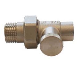 Клапан SCHLOSSER обратного потока проходной DN15 1/2 GZ x 15MM, арт. 601300014
