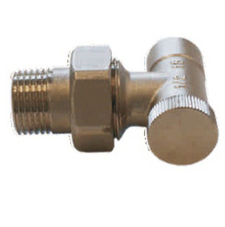 Клапан SCHLOSSER обратного потока угловой DN15 1/2 GZ x 15MM, арт. 601300012