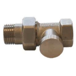 Клапан SCHLOSSER обратного потока проходной DN15 1/2 GZ x 1/2 GW, арт. 601300004