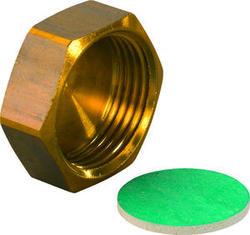 Заглушка для коллектора Uponor, 3/4, с плоским уплотнением, артикул 1001337