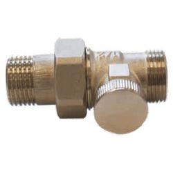 Клапан SCHLOSSER обратного потока проходной DN15 1/2 GZ x M22x1,5 GZ, арт. 601300008