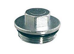 Хромированная заглушка Far для модульных коллекторов START FK 4150 112, размер 1 1/2