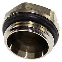 Заглушка 1/2 Oventrop с самоуплотнением, артикул 1401704