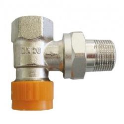 Вентиль (термостатический клапан) Oventrop серия AZ угловой Ду32 1 1/4, артикул 1187010