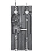 Meibes насосная группа FL-MK Ду 50(2) без насоса. Артикул (МЕ 66548 EA)