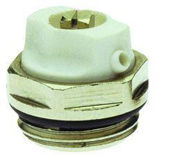 Ручной воздухоотводчик радиаторный ICMA  серия 705, 1/2, артикул 82705AD06