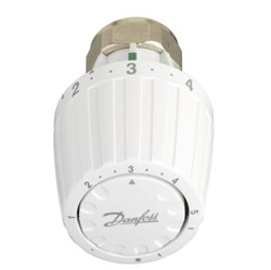 Термостатическая головка Danfoss серия RTD, артикул 013G2945
